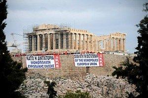 Le KKE répond à Pierre Laurent, président du PGE et secrétaire-général du PCF:« Les larmes de crocodile sur la Grèce, cela    suffit ! » dans Communisme-Histoire- Théorie 120211_Akropoli-300x199