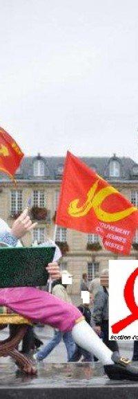 Industrie, Emploi, Le tract pétition de la section- l'appel à la grève et manifestation:MARDI 9 octobre