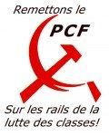 11 NOVEMBRE 2012 - 36ème Congrès du PCF ;Meeting de présentation du texte alternatif :   « Ni abandon, ni effacement, un Parti résolument communiste dans l'affrontement de classe ! » dans 36éme Congrès du PCF pcf-sur-les-rails-120x150