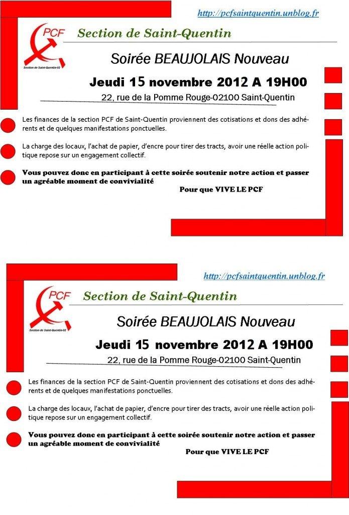 Jeudi 15 novembre, une soirée pleine de fraternité à la section dans Fête des Libertés-Fête Huma-Repas ECT soiree-beaujolais-2012