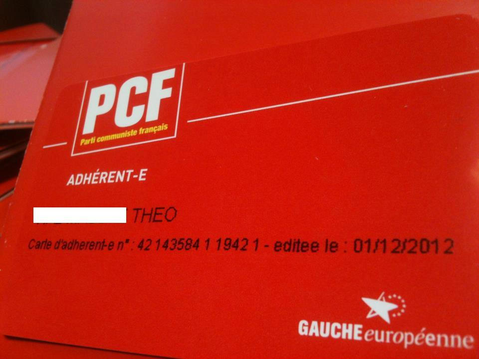 La direction du PCF abandonne