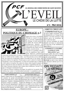 Notre journal de mai dans Divers 1e-211x300