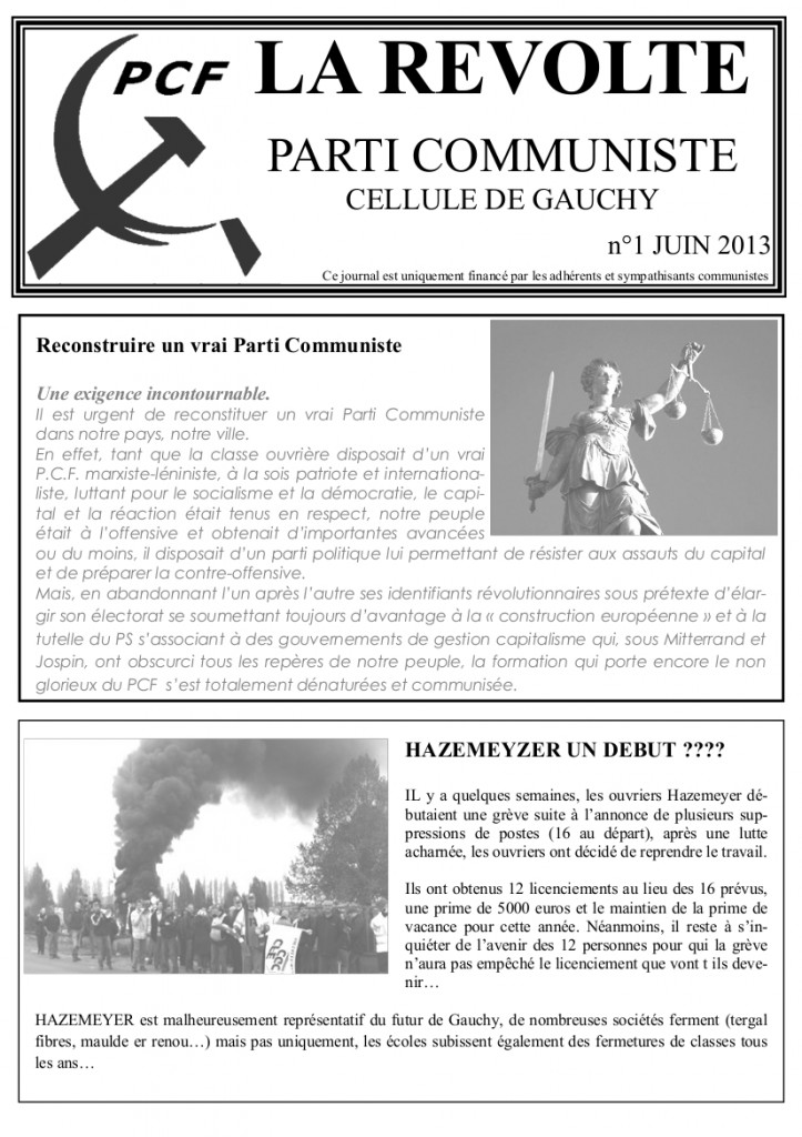 Journal de cellule de Gauchy : Juin 2013 dans Le PCF à St Quentin journal-juin-gauchy-def