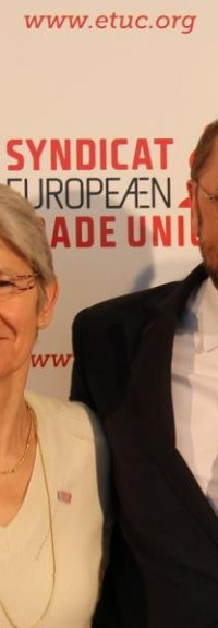 « Je l'espère, un grand nombre de socialistes européens seront élus », Bernadette Ségol (Confédération européenne des syndicats -CES)