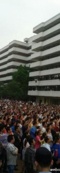 Grève massive en Chine : 40 000 ouvriers paralysent la plus grande usine de chaussures au monde, fournisseur d'Adidas et Nike