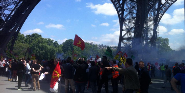 Valls a peur de la « coagulation » des luttes ! Ensemble, stoppons l'hémorragie sociale !